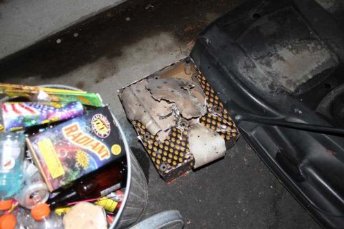 Man loses hand after using 'mortar-type firework,' Lathrop PD says