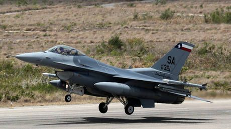 US Air Force loses 2nd F-16 in 2 weeks as fighter jet crashed at New Mexico base
