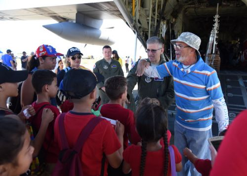 International outreach mission builds relationships, promotes hurricane preparedness