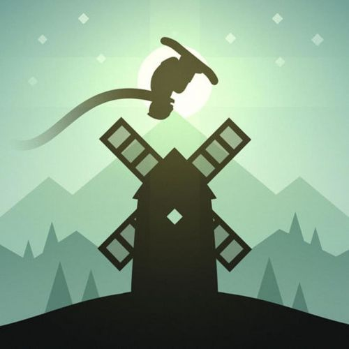Hit the slopes in Alto's Adventure, now available for macOS
