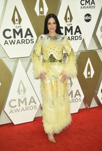 Kacey Musgraves wears Whoville chic on red carpet