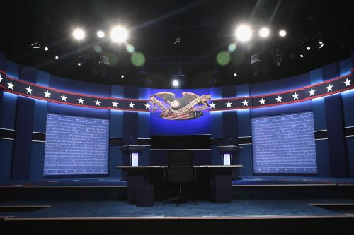Top-polling candidates will be center-stage at first Democratic debates