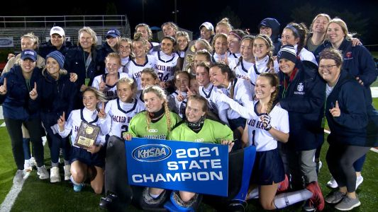 Sacred Heart field hockey wins second straight state championship