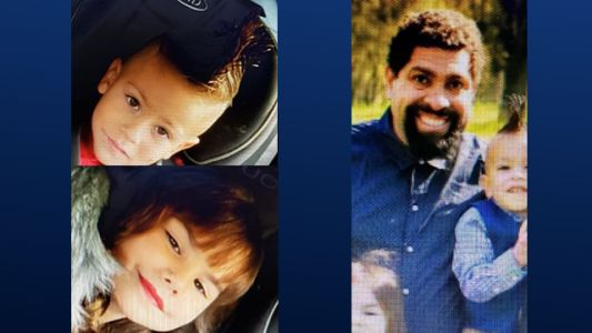 Amber Alert: Stockton father abducts children from Nevada, authorities say