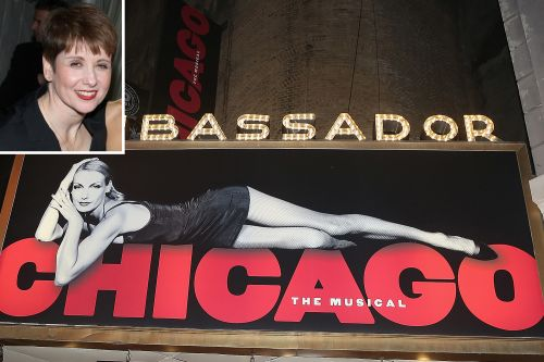 'Chicago' musical director replaced after suicide scandal