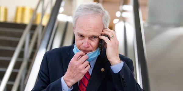 'Run, Ron, Run': Trump Urges Controversial Sen. Ron Johnson To Mount 2022 Bid