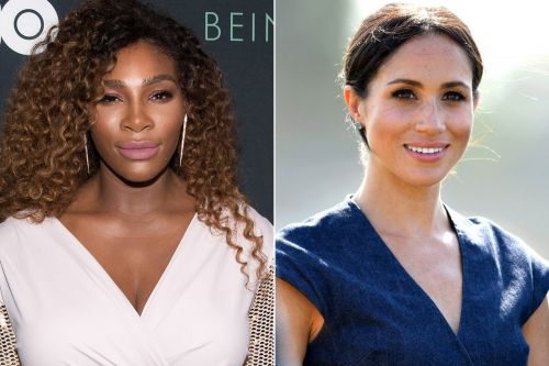 Serena Williams says she and Meghan Markle 'are relying on each other a lot'