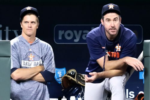 Astros move up Zack Greinke, Justin Verlander after ALCS postponement