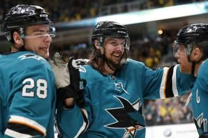Sharks re-signing Karlsson sets table for busy NHL offseason