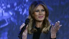 Melania Trump On 'Be Best' Anti-Cyberbullying Campaign: 'Sometimes You Have To Fight Back'