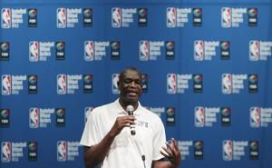 Dikembe Mutombo records Ebola messages for US officials