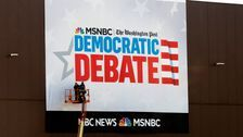 Read Live Updates From The 5th Democratic Presidential Debate