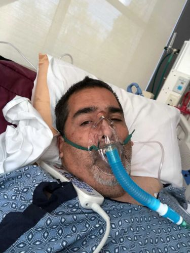 Fair Oaks man survives COVID-19 after 23 days in hospital