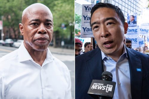 Eric Adams calls out Andrew Yang's 'racism' for assuming he can't own two homes