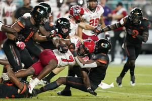 Louisville-NC State division game tops ACC's Week 9 schedule