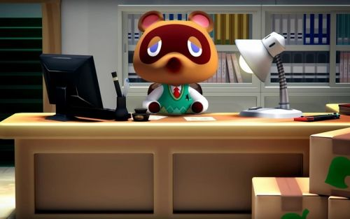 Live on a bigger screen in Animal Crossing for Switch, launching in 2019