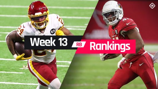 Fantasy Football Rankings Week 13: Running back