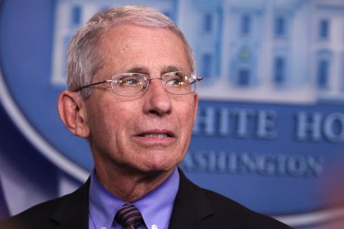 Dr. Anthony Fauci says White House mulling coronavirus certificates of immunity