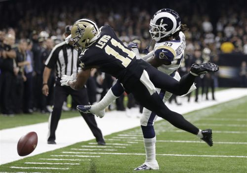 NFL adopts new rule to review pass interference penalties