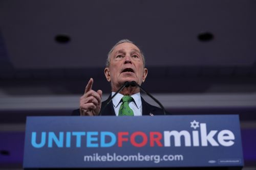 Bloomberg heads to Florida in search of Jewish votes