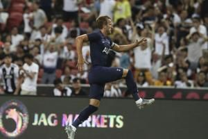 Kane wonder strike gives Tottenham 3-2 win over Juventus