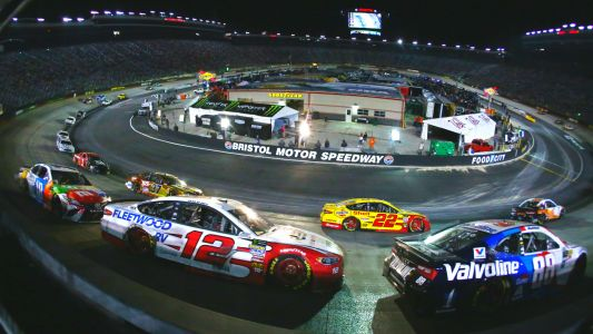 What channel is NASCAR on today? Time, TV schedule for Bristol night race