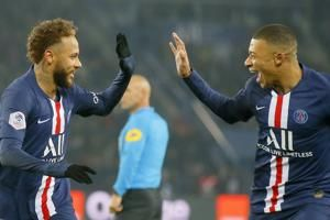 Neymar and Mbappé's partnership could take PSG far in Europe