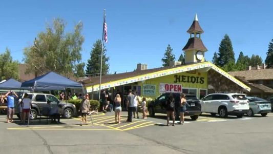 Business picks up in Lake Tahoe area as tourists return