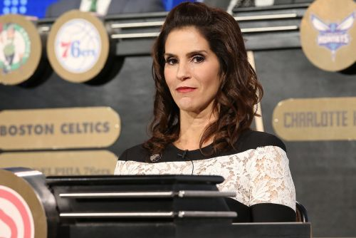 Jami Gertz is the real winner of the NBA Draft Lottery