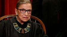 Ruth Bader Ginsburg Returns To Supreme Court Bench For First Oral Arguments Since Surgery