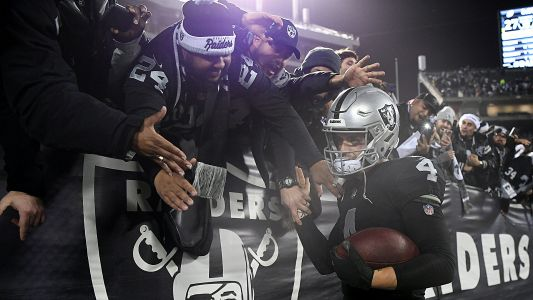 NFL schedule 2019: Raiders forced to hit the road - and keep hitting it