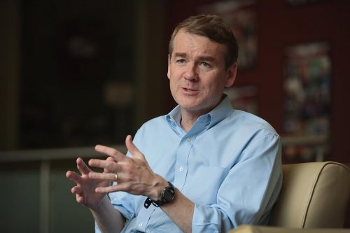 Michael Bennet pushes sweeping plan to remake political system