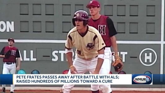 Pete Frates passes away after battle with ALS; raised hundreds of millions towards a cure