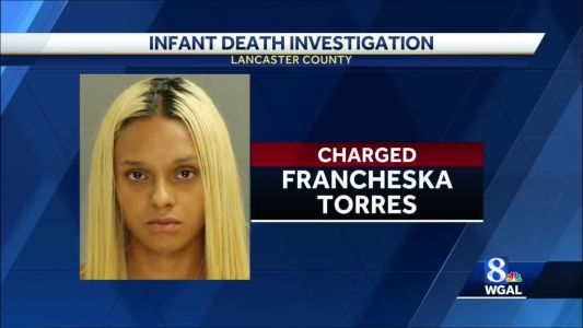 Lancaster woman charged with killing her 2-month-old son