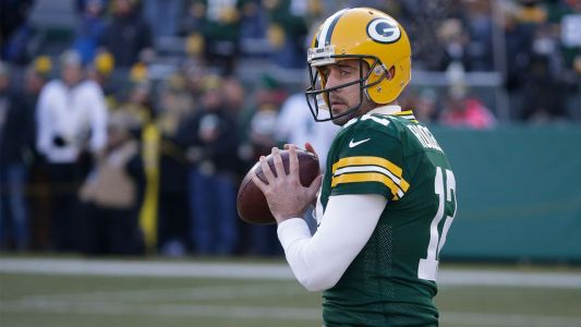 Rodgers surpasses Tom Brady, sets new NFL record