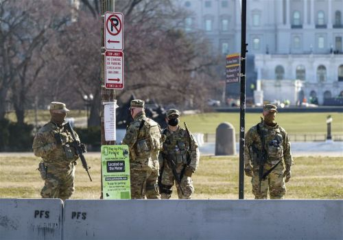 Police chief: Capitol assault much bigger than intel suggested
