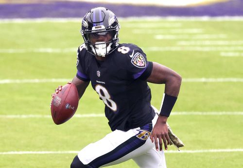 Ravens QB Lamar Jackson tests positive for COVID-19; game vs. Steelers unlikely to be played