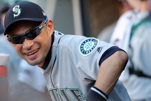 Ichiro Suzuki's Japan stint with Mariners takes step forward