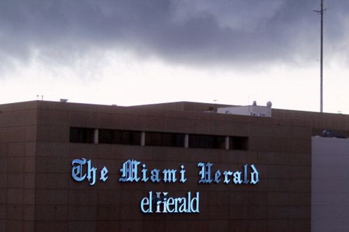 Miami Herald publisher McClatchy seeks pension bailout