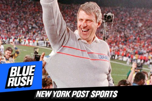 Listen to Episode 9 of 'Blue Rush': Bill Parcells Stories feat. Phil McConkey