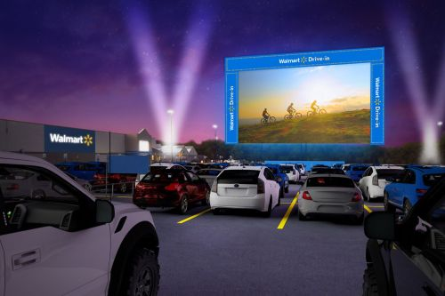Walmart announces free drive-in movies: Theater locations and dates