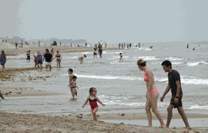 How beaches are preparing for pandemic holiday weekend