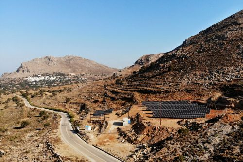 Tourist hotspot is first to be powered entirely by renewable energy