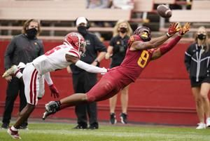 Cyclones head into Big 12 opener at TCU in bounce-back mode