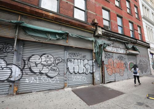 SoHo and Brownsville both face empty storefront crisis