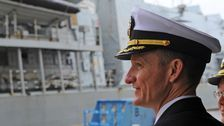 Sailors Cheer Navy Captain Removed For Pleading For COVID-19 Help