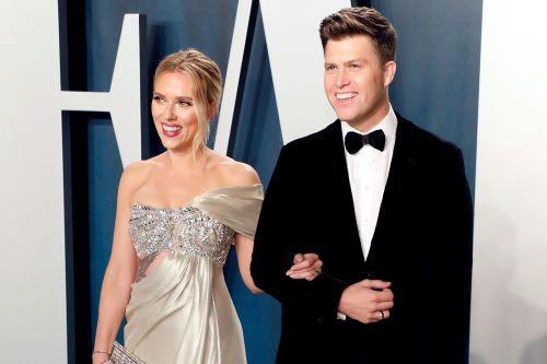 Colin Jost and Scarlett Johansson: 'SNL' makeout to marriage