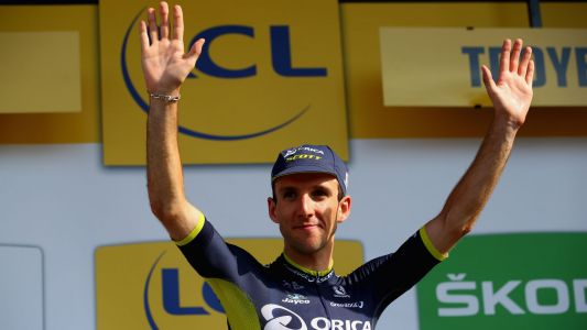 Tour de France 2019: Simon Yates takes break from brotherly support to win stage 12