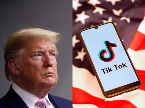 Trump says he's not yet ready to sign off on a TikTok deal as his administration reportedly pushes for majority US ownership