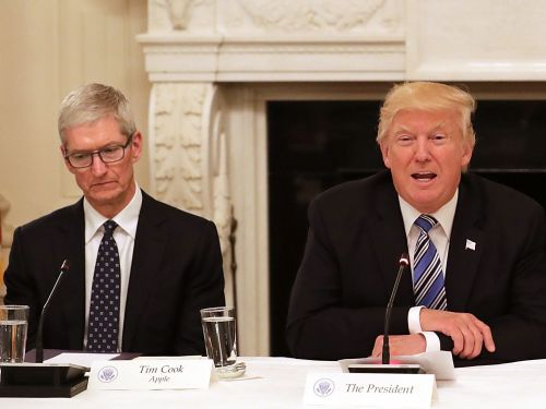 Apple says it didn't share pictures or emails from lawmakers' phones with Trump DOJ under subpoenas seeking to unmask leakers